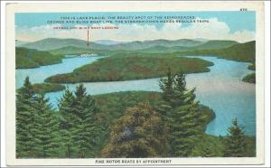 NY - Lake Placid,  Adirondack Mts