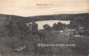 Birds Eye View - Kenoza Lake, New York