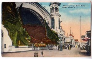 Dragon's Gorge, Luna Park, Coney Island NY