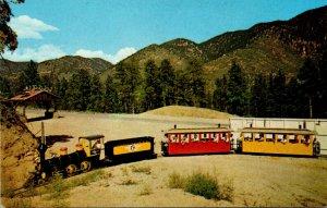 Colorado North Pole Miniature Train