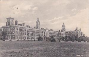 England Southampton Nefley Hospital 1913