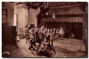 Pau - Le Pyreneen Terroir - Bearnaise Kitchen - Old Postcard