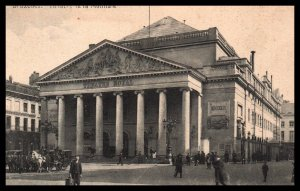 Theatre de la Monnaie,Brussels,Belgium BIN