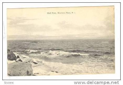 Wall Rock, Warren's Point, Rhode Island, 00-10s