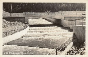 RP: BONNEVILLE, Oregon , 30-40s; Fish Ladder, Bonneville Dam # 2