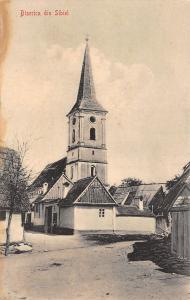 B78341 sibiel biserica Szibiel Biddenbach sibiu  romania