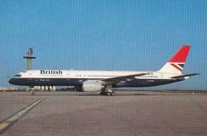 BRITISH AIRWAYS BOEING 757-236