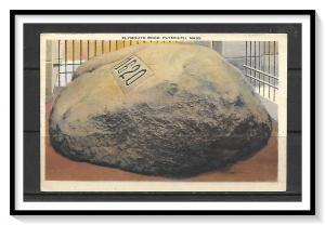Massachusetts, Plymouth - Plymouth Rock - [MA-429]