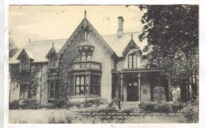 Tippecanoe County Historical Museum, Lafayette, Indiana, 00-10s