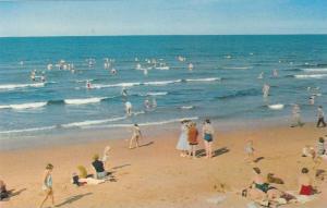 Scenic view,  Brackley Beach,  Prince Edward Island,  Canada,  40-60s