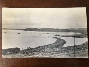 RPPC November 21, 1909 Gatun Lake, Panama Canal Zone z21