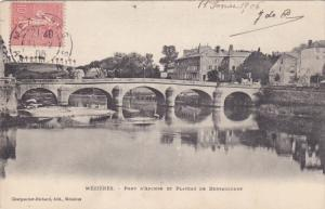 MEZIERES, France, PU-1906; Pont D'Arches Et Plateau De Bertaucourt