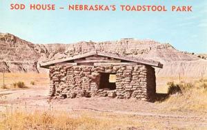 NE - Toadstool Park, Sod House