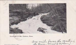 Massachusetts Hudson Danforth Falls 1905