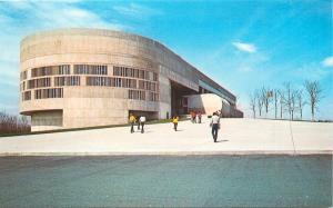 Warwick RI~Rhode Island Junior College~Art Deco Building~Knight Campus~1960s
