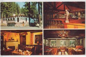 Pfeifer House, Lake Tahoe, Tahoe City CA