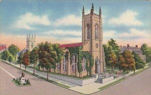 St James Episcopal Church Wilmington North Carolina