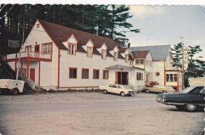 Pointe Aux Pins Lodge, Rapides Des Joachims, Quebec, Canada, 1940-1960s