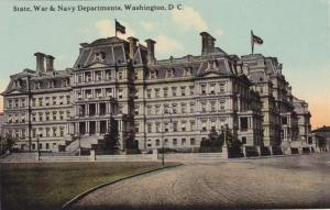 State, War, & Navy Departments - Washington, DC - DB