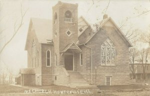 RP: HUNTSVILLE , Illinois, 1900-10s ; M.E. Church
