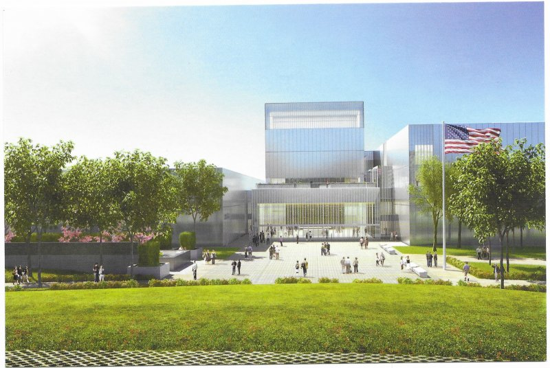 US National Museum of the US Army.   Opening soon.