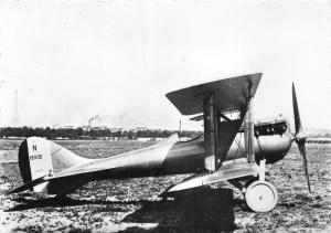 B57605 Nieuport Delage Avenue Klebar avions plane