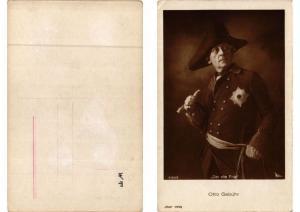 CPA AK Otto Gebühr Ross-Verlag 3185/2 FILM STAR (594590)
