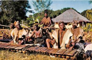 B74386 Zavala marimbeiros e timbileiros mozambique