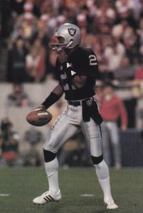 Oakland Raiders Football Player Cliff Branch , 80-90s