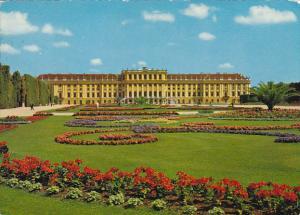 Schloss Schoenbrunn Vienna Austria