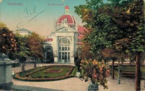 Germany Wiesbaden Kochbrunnen 02.59