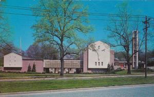 St. Mark's Lutheran Church, CHARLOTTE, North Carolina, 40-60s