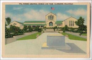 Will Rogers Memorial Museum & Tomb, Claremore OK