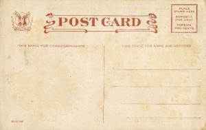 Victorian Humor Card I (K)need the Dough Pun Humour