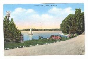 Grand Lake, Alpena, Michigan, 40-60s