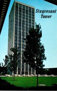 New York Albany Stuyvesant Tower State University Of New York