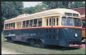 Trolley Trollies Transit Streetcar BT #7407 Baltimore, Maryland 1950s-1970s