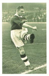 Nostalgia Postcard Footballer George Camsell c1930 Record Goalscorer Repro NS53