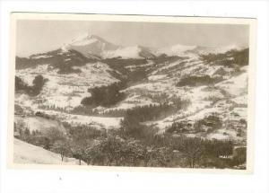 RP, Pentes Du Mont d'Arbois Et Le Mont Joly, Saint-Gervais-les-Bains (Haute-S...
