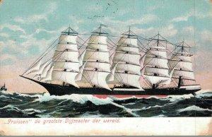 Nautica Pruisen Five-master 04.77