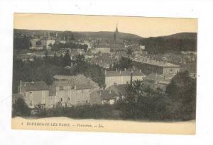 Bourbonne-les-Bains, Haute-Marne ,  France.  00-10s   Panaorama