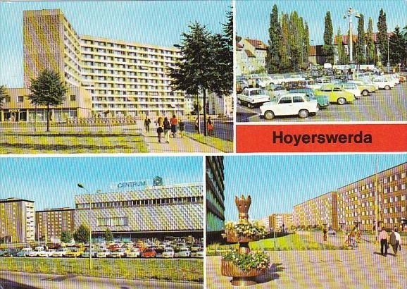 Germany Hoyerswerda Multi View