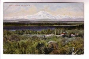 Houses, Mount Baker, Victoria, British Columbia,