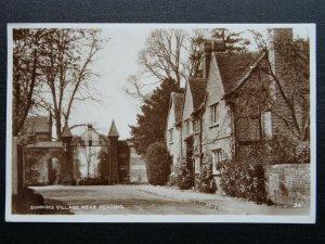 Berkshire Reading SONNING VILLAGE c1950s RP Postcard
