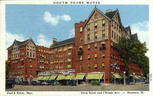 North Shore Hotel Evanston IL Unused