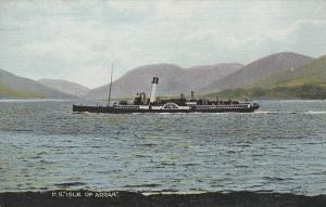 P.S. ISLE OF ARRAN, 1900-10s