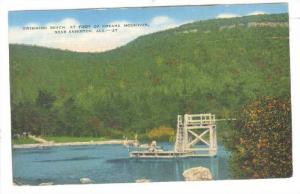 Swimming Pool at Foot of Cheaha Mountain near Anniston, Alabama, 30-40s
