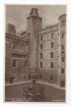 UK Scotland Linlithgow Palace Queen Margarets Bower H M Office of Work Postcard