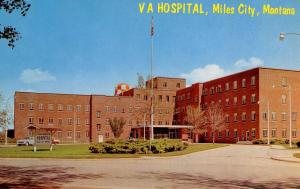 MT - Miles City. Veterans Administration Hospital