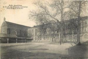 Pont-Rousseau ecole apostolique de N.D. des Missions Africaines France school